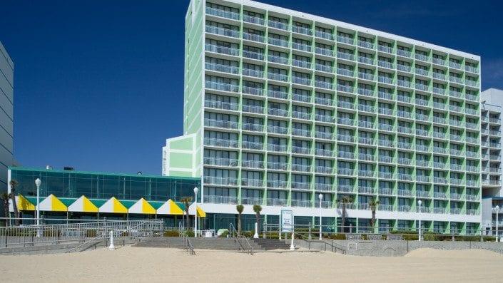 Virginia Beach Hotel Oceanfront -Virginia Beach Hotels - oceanfront