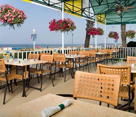 Sip Sip Bar & Grill Outdoor Seating