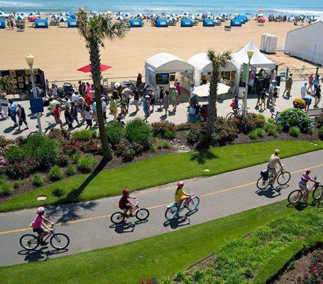 Virginia Beach Events Boardwalk Art Show