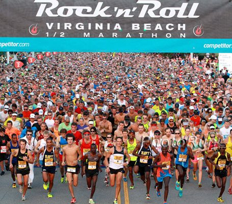 Virginia Beach Events Rock N Roll Marathon