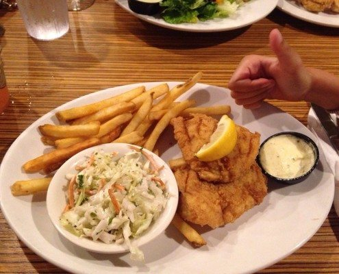 Virginia Beach Restaurants - Chix Sea Grill & Bar