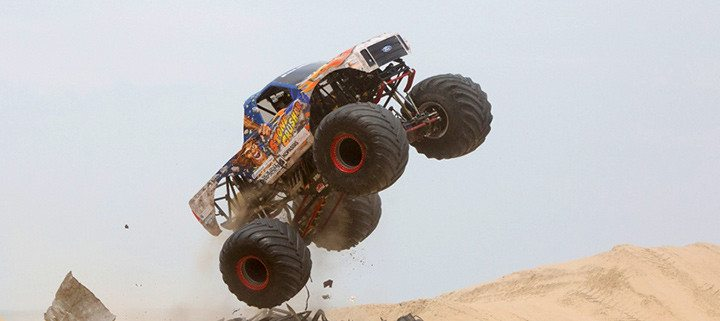 Virginia Beach Events - Chevrolet Monsters on the Beach