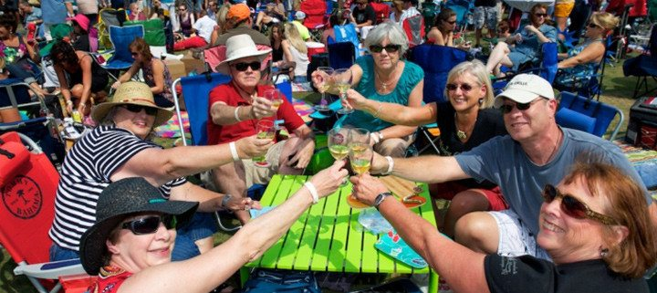 Virginia Beach Events - Neptune Festival Spring Wine Tasting