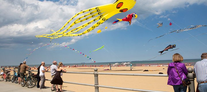 Atlantic Coast Kite Festival - Virginia Beach