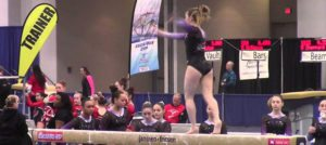 Virginia Beach Excalibur Cup gymnastics competition