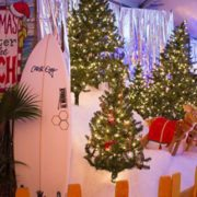 Santas Seaside Village - Virginia Beach holiday season