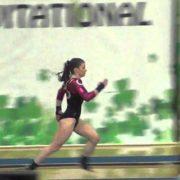 Virginia Beach gymnastics competition - Shamrock Invitational