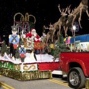 Virginia Beach Hotels Holiday Parade
