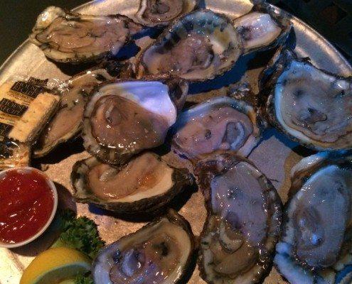 Virginia Beach Restaurants - Harpoon Larrys Oyster Bar