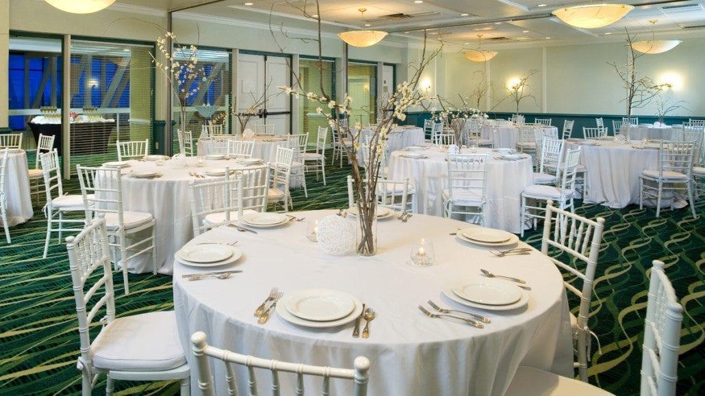 Oceanfront Virginia Beach Meeting Space Meeting Room Banquet Setup