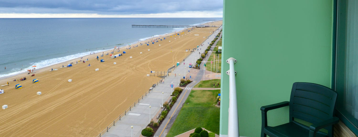 Virginia Beach Hotels - oceanfront