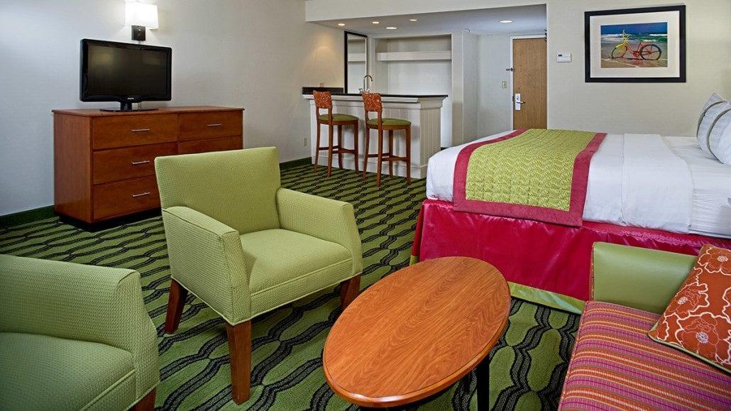 Virginia Beach Hotel - Oceanfront Hotel Rooms