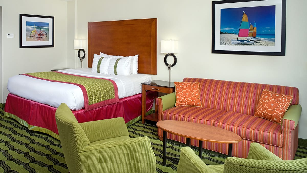 Virginia Beach Hotel - Oceanfront Hotel Rooms