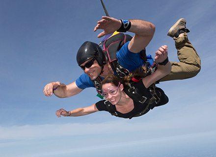 skydiving in Virginia Beach