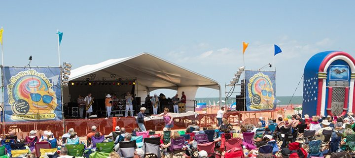 Virginia Beach Hotels Oceanfront Events Music Weekend