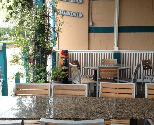 Virginia Beach Restaurants - CP Shuckers