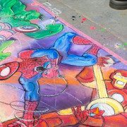 Virginia Beach Events - Chalk the Walk ARTsplosion