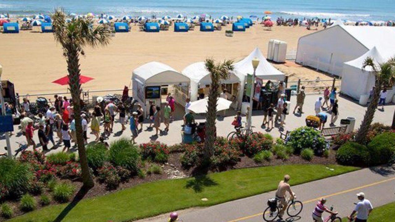 Virginia Beach Boardwalk Art Show | Virginia Beach Hotels
