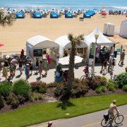 Virginia Beach Hotels - Oceanfront Virginia Beach Events - MOCA Boardwalk Art Show