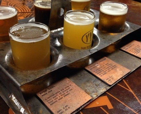 Virginia Beach Breweries - Young Veterans Brewing Company