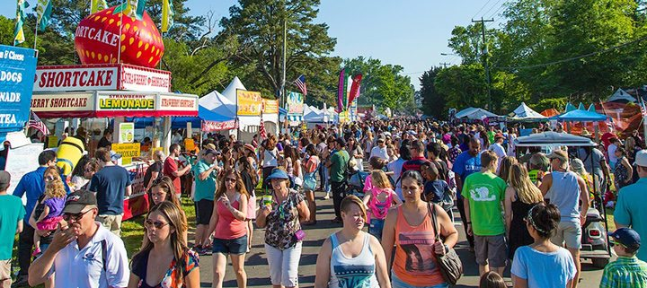 Pungo Strawberry Festival