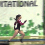 Virginia Beach gymnastics competition - Shamrock Invitational