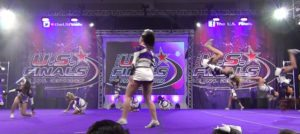The US Finals - Virginia Beach cheer and dance competition