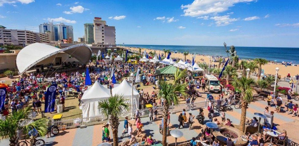 Virginia Beach Hotels On The Beach Oceanfront