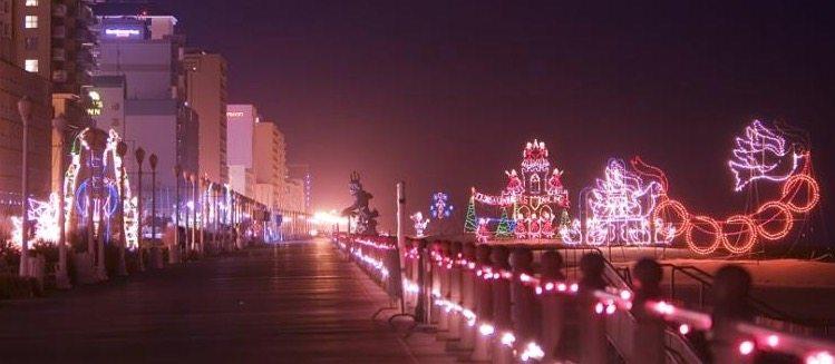 Christmas In Virginia Beach