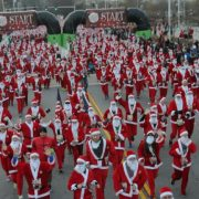 Virginia Beach Hotels - Oceanfront Santas run