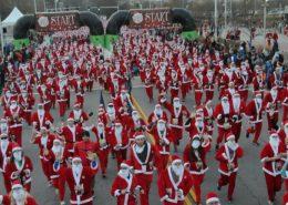 Virginia Beach Hotels - Oceanfront Santas run