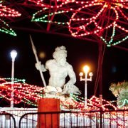 Virginia Beach Hotels - holiday lights