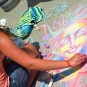 Virginia Beach Oceanfront hotel | Hotel Specials | Chalk the Walk ARTsplosion