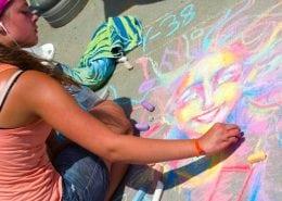 Virginia Beach Oceanfront hotel | Hotel Specials | Chalk the Walk ARTsplosion