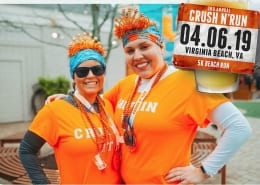 Crush 'N Run 5k Beach Run | Virginia Beach Oceanfront Hotel