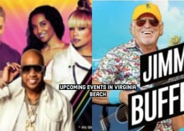 Virginia Beach Oceanfront Hotel \ Jimmy Buffete/ nelly