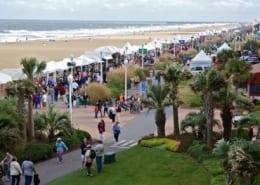 Oceanfront hotel in Virginia Beach: Neptune Festival Boardwalk Weekend