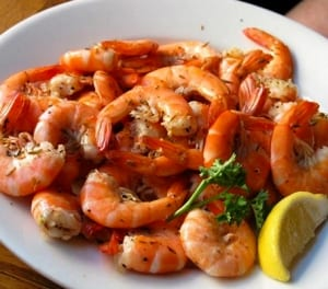 Virginia Beach Hotels - Oceanfront Special - Seafood Dinner in Virginia Beach
