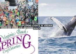 Virginia Beach Oceanfront Hotel -March events shamrock marathon