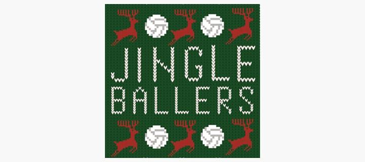 Virginia Beach Sports Center events - Holiday Jingle Ballers Volleyball Tournament