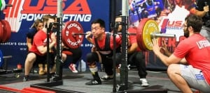 USA Powerlifting Battle at the Beach