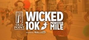 Wicked 10K Monster Mile Virginia Beach halloween race