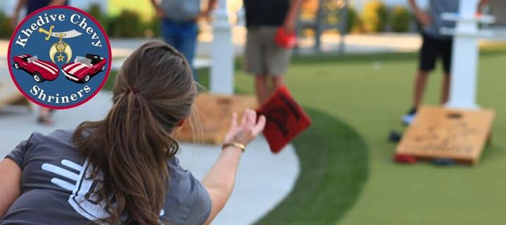 Khedive Chevy Shriners Cornhole Tournament Virginia Beach